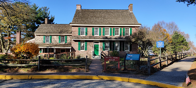 The James and Ann Whitall House built in 1748