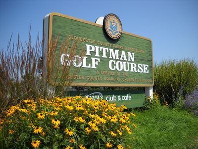 pitman gold course
