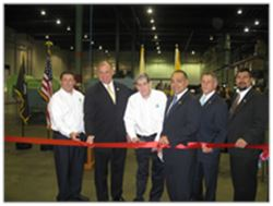 2010 Diversified Industries Ribbon Cutting